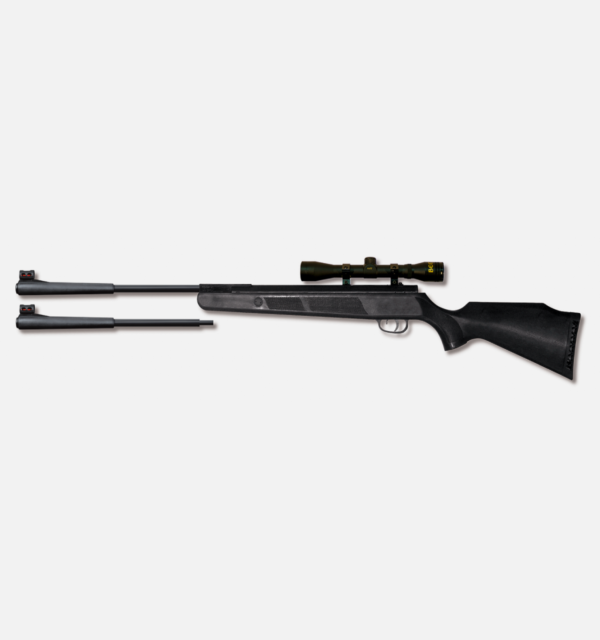 Beeman Black Kodiak 10776 - .22 Caliber Air Rifle