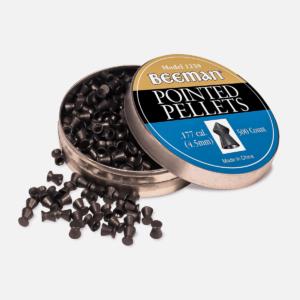 Beeman 1239 - .177 Caliber Pointed Pellets 500ct