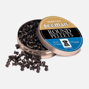 Beeman 1245 - .22 Caliber Round Pellets 175ct